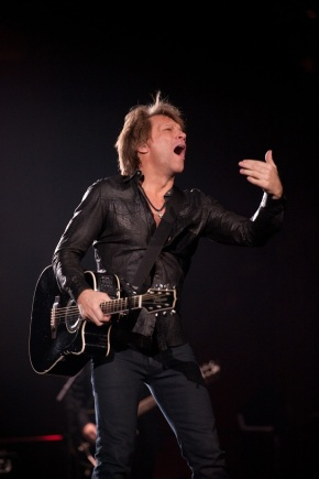 Bon Jovi, con o de ocio, annie suarez, comunicadora social venezolana, periodista venezolana